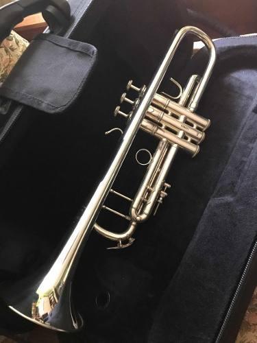 Trompeta En Bb Vincent Bach Modelo 37 G