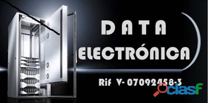 Servicios de Data Center : Voz y Data 1