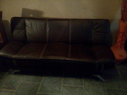 100 verdes sofa cama individual excelente