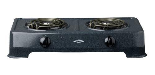Cocina electrica 2 hornillas portatil haceb bajo pedido