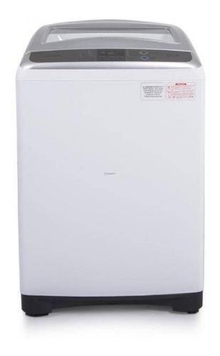 Lavadora automática daewoo 15kg blanca tienda física