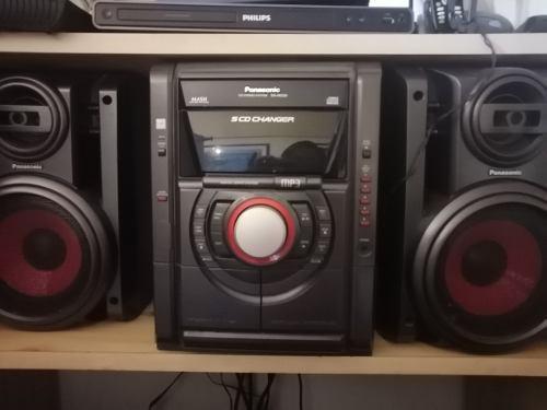 Minicomponente Panasonic  U3010 Ofertas Abril  U3011