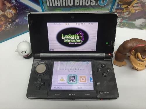 Nintendo ds 3d. chip juegos 3d 70(tuum) sabana grande