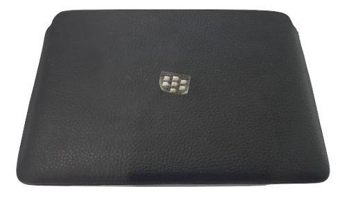 Estuche black berry play book para tablet resistente forro