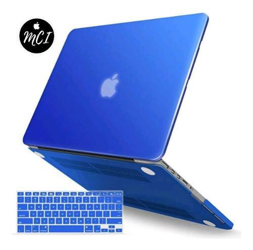 Forro protector + teclado macbook pro 13 / 15 retina t.f mci