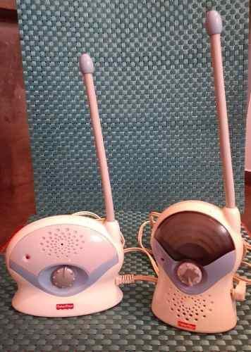 Radio monitor para bebe fisher price