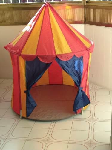 Carpa para niños modelo tipo circo
