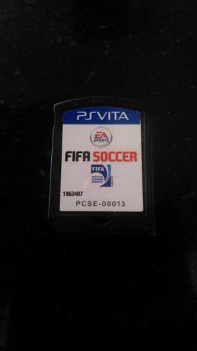Fifa soccer ps vita original vendo