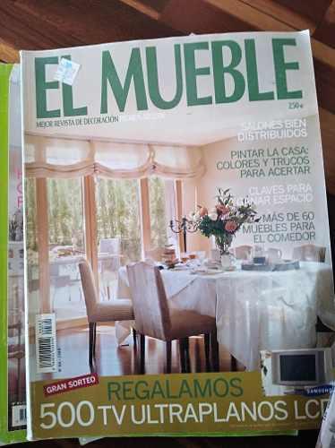 Revistas mueble y decoracion