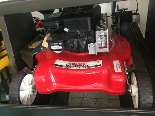 Cortagrama Domosa Motor Briggs Stratton 3.5hp