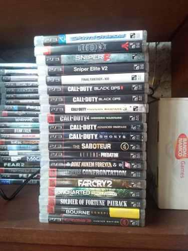Lote de juegos ps3 perfecto estado, ofertas.