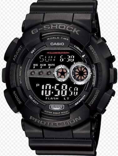 Reloj casio g-shock gd100-1b