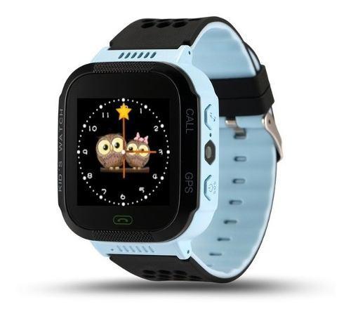 Reloj inteligente smarwatch niños gps localizador