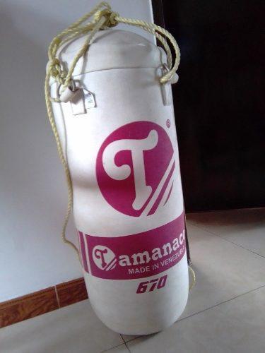 Saco de boxeo tamanaco modelo 670