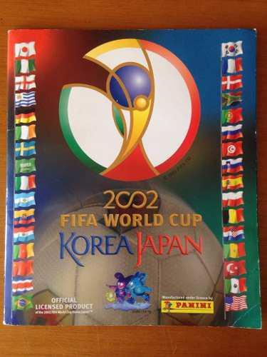 Album panini korea japan completo 2002. bello regalo!!