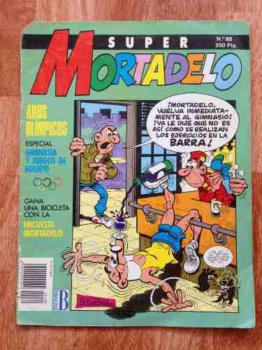Comics Super Mortadelo. N° 88