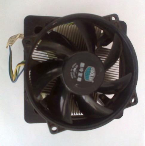 Fan cooler ventilador cpu cooler master socket 775 disipador