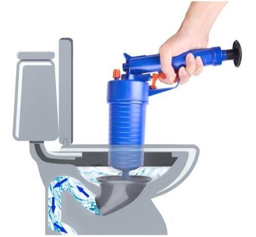Herramienta limpieza cocina wc drenaje presion tubo 0ynp