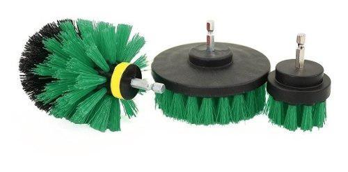 Herramienta limpieza hogar kit 3 cepillo baño para 0vf0