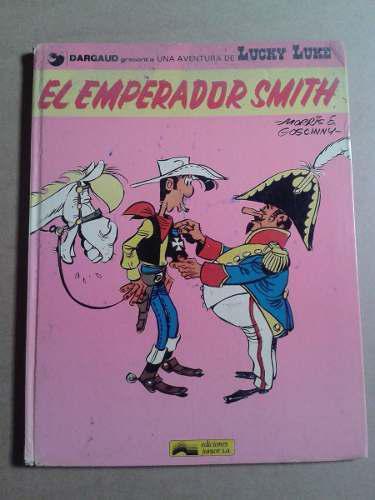 Lucky Luke El Emperador Smith