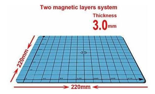 Para impresora superficie construccion impresion 3d 66