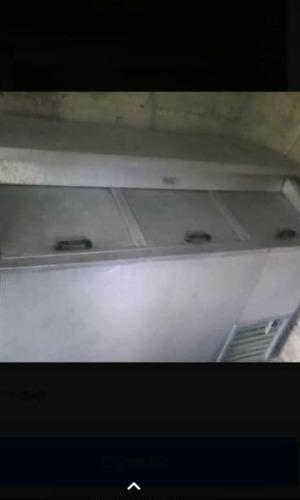 Refrigerador de 3 puertas en excelente condiciones