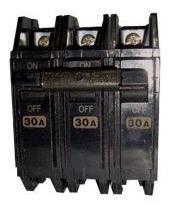 Breaker superficial seastar thqc 3x40/50/60/70/100 amp