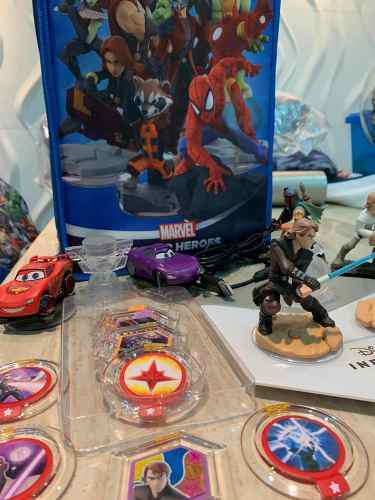 Disney infinity 3.0 edicion star wars ps3 super combo
