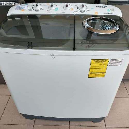 Lavadora acros whirlpool semi automática nueva somos tienda