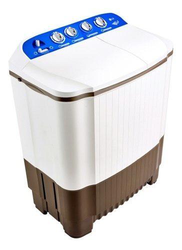 Lavadora lg doble tina 7 kg totalmente nueva con garantia