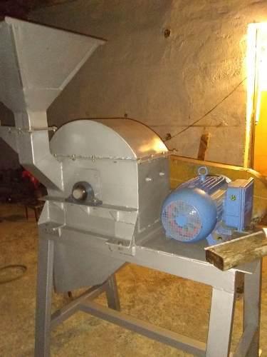 Molino Para Harina De Trigo Y Maiz En Acero Inoxidable