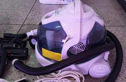 Aspiradora con filtro de agua h2o