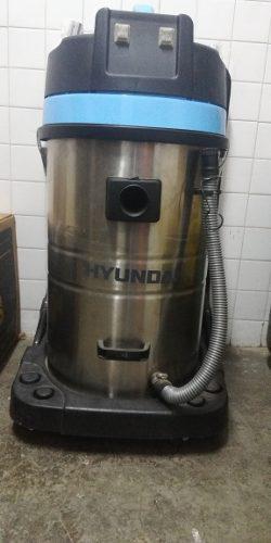 Aspiradora industrial hyundai de 2.000w