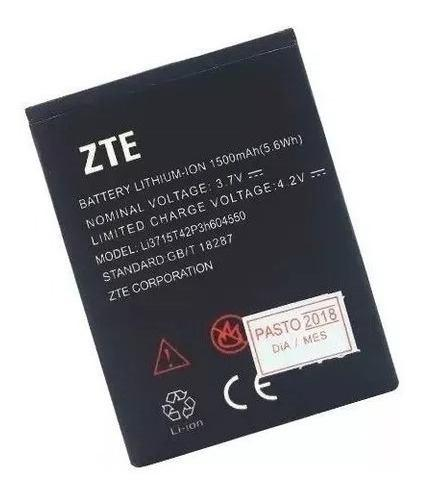 Batería Pila Zte Blade A410 Li3715t42p3h604550 1500mah