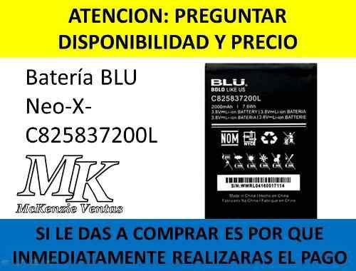 Bateria Blu Neo X C825837200l N070 N070u N070l