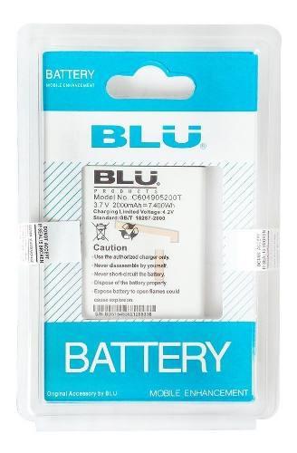 Bateria Pila Telefono Blu Dash 4.5 D310 C604905200t 2000 Mah
