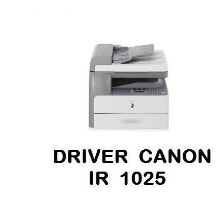 Driver Canon Ir 1025