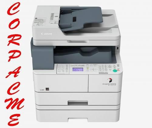 Fotocopiadora impre scan canon 1435if 37 ppm acme