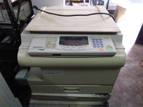 Impresora fotocopiadora blanco y negro