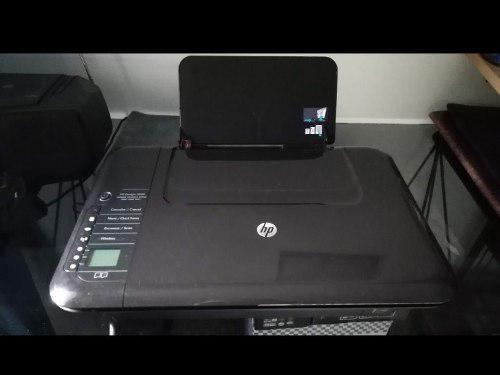 Impresora Fotocopiadora Scaner Hp Desjet 3050.