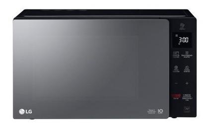 Microondas lg 42 litros smart inverter a/inox tienda física