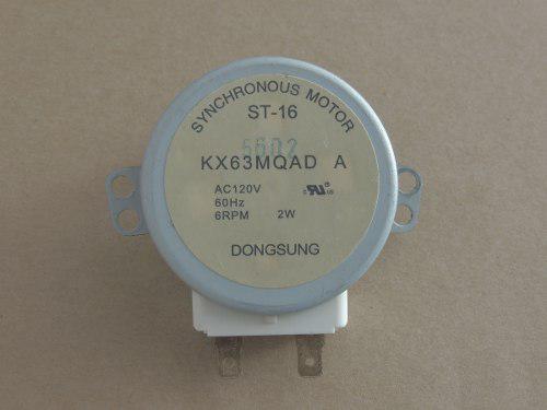 Motor para microondas dongsung (nuevo)
