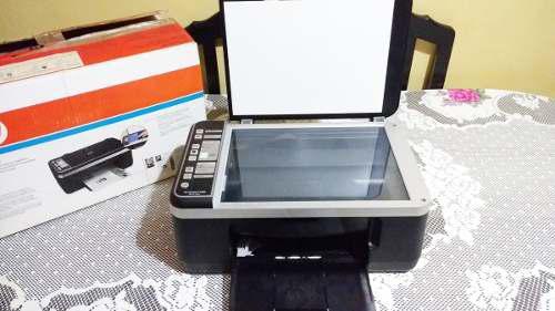 Multifuncional Impresora Hp F4180 Imprime Escanea Fotocopia