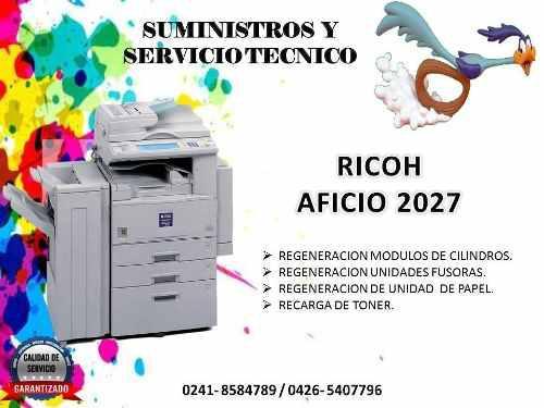 Ricoh Aficio 2027