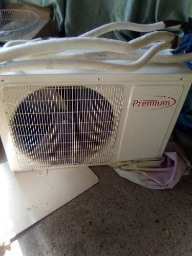 Aire acondicionado con control 12000 btu poco uso