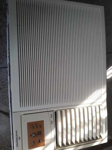 Aire acondicionado de ventana 18mil btu. whitesonic