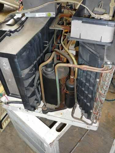 Aire acondicionado sansumg 12000 btu 220v repuestos