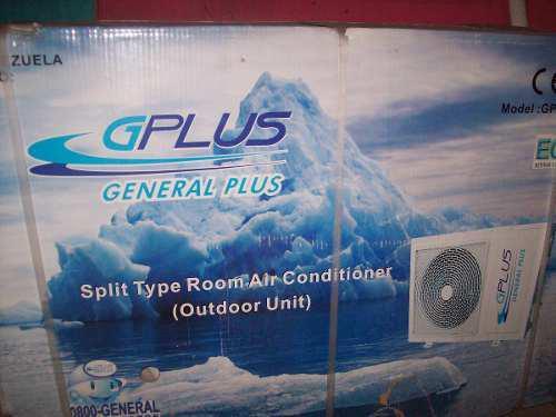 Aire acondicionado split 24000 btu 220 voltios gplus gp-s242