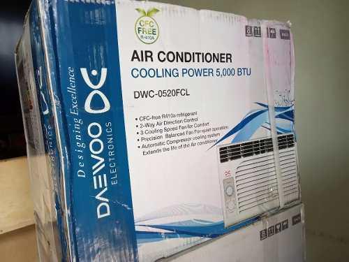 Aire acondicionado ventana 5 mil btu c protector