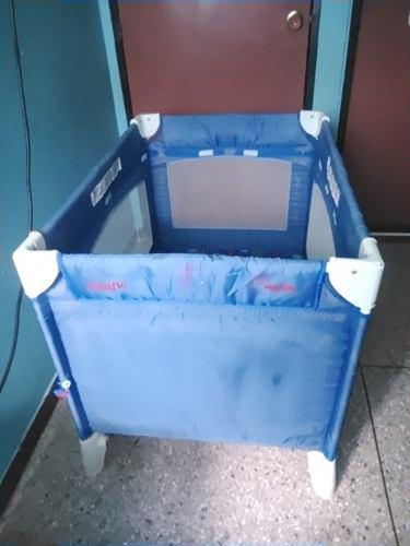 Corral para niños marca evenflo usado